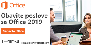 Microsoft banner - Office 2019